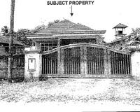 Property for Auction at Kampung Sura Hujung