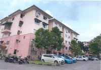 Apartment For Auction at Taman Sutera, Kajang