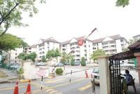 Apartment For Sale at Pinang 1B Gallery 1E, Taman Sri Sentosa