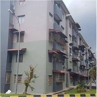 Property for Auction at Putra Indah Apartment