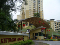 Condo For Sale at Ketumbar Heights, Cheras