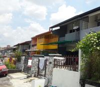 Terrace House For Sale at Taman Midah, Cheras