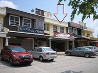 Property for Rent at Kawasan Perindustrian Tuanku Jaafar