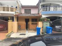 Terrace House For Sale at Taman Subang Baru, Subang