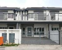 Terrace House For Auction at Taman Adenium, Bukit Beruntung