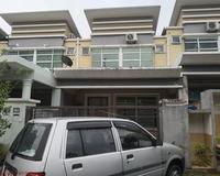 Terrace House For Auction at Bandar Warisan Puteri, Seremban
