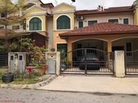 Terrace House For Auction at Kota Warisan, Sepang