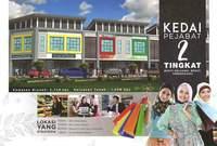 Shop Office For Sale at Taman Koperat Putra, Terengganu