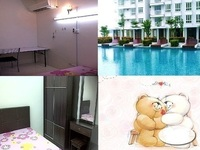 Condo Room for Rent at Summer Place, Georgetown