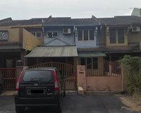 Terrace House For Auction at Taman Sri Andalas, Klang