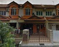 Property for Auction at Taman Mutiara Subang