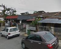 Terrace House For Auction at Taman Maluri, Cheras