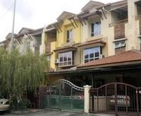 Terrace House For Sale at Taman Equine, Seri Kembangan