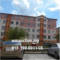 Property for Auction at Taman Sikamat