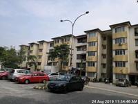 Apartment For Auction at Pangsapuri Vista Perdana (Semenyih), Bandar Teknologi Kajang