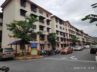 Property for Auction at Idaman Apartment