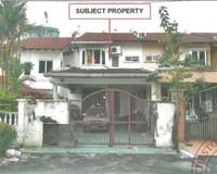 Property for Auction at Bandar Tasik Selatan