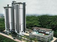 Condo For Sale at Royalle Condominium, Segambut