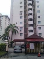 Condo For Sale at Medan Putra Condominium, Bandar Menjalara