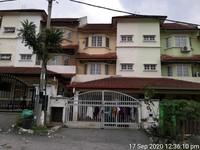 Property for Auction at Taman Minang Ria