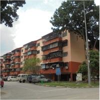 Property for Auction at Flat Taman Permata Dengkil
