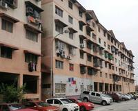 Property for Auction at Apartment Lestari