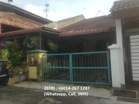 Terrace House For Sale at Taman Desa Vista, Sepang
