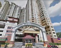 Property for Rent at Setapak Ria Condominium