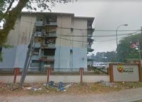 Property for Sale at Pangsapuri Mutiara