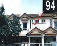Terrace House For Auction at Bandar Saujana Utama, Sungai Buloh
