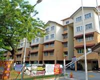 Apartment For Auction at Seri Palma Apartment, Shah Alam