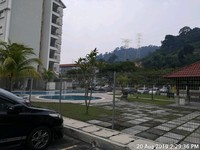 Apartment For Auction at Tiara Hatamas, Cheras South