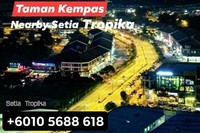 Property for Rent at Taman Kempas