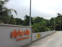 Apartment For Rent at Alpha Villa, Wangsa Maju