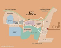 Condo For Rent at The Clio Residences, Putrajaya
