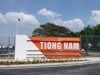 Semi-D Factory For Sale at Tiong Nam Industrial Park 2, Shah Alam