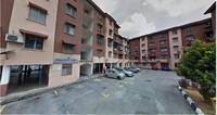 Apartment For Sale at Kenanga Apartment, Bandar Kinrara