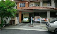 Terrace House For Rent at Taman Jasmin, Kajang