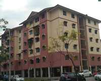 Property for Auction at Flat PKNS