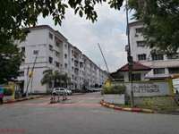 Property for Auction at Sri Begonia Apartment