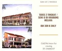 Property for Sale at Krubong