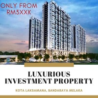 Property for Sale at Kota Laksamana