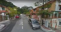 Terrace House For Sale at Taman Sungai Sering, Batu 9 Cheras