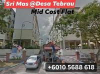 Property for Sale at Pangsapuri Sri Mas