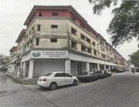 Apartment For Auction at Taman Desa Idaman, Klang