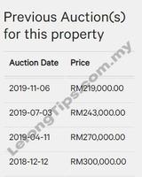 Semi D For Auction at Taman Desa Penarikan, Bahau