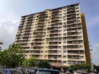 Flat For Auction at Pandan Ria Apartment, Bandar Baru Ampang