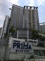 Property for Auction at Residensi PR1MA Alam Damai
