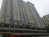 Condo For Rent at Platinum Lake PV15, Setapak