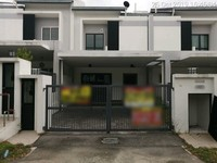 Terrace House For Auction at Jalan Laman Delfina, Nilai